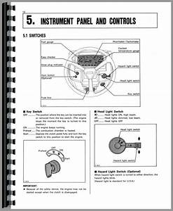 Kubota L4150 Tractor Operators Manual