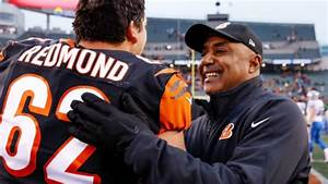 Marvin Lewis signs two-year deal to return as Bengals coach