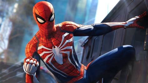 1366x768 Spiderman Ps4 Pro Video Game 4k 1366x768 Resolution Hd 4k Wallpapers, Images