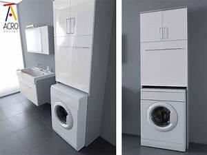 Mobili Porta lavatrice / Asciugatrice Arredo lavanderia