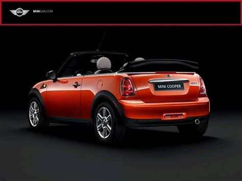 Gambar Mobil Mini Cooper Convertible by Mini Cooper Convertible Price Specs Review Pics