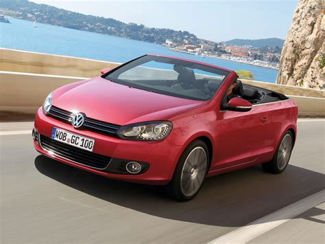 Gone Since 2002 The Volkswagen Golf Cabrio Could Come