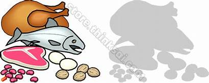 Protein Clip Clipart Meat