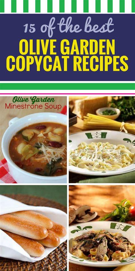 olive garden copycat recipes 15 copycat olive garden recipes my and