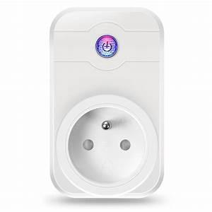 Interrupteur Compatible Google Home : prise wifi compatible google home et amazon alexa ~ Nature-et-papiers.com Idées de Décoration