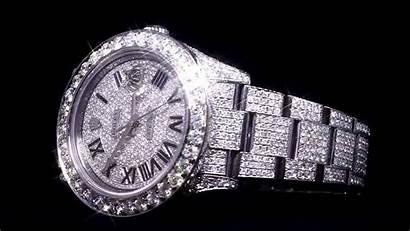 Iced Rolex Diamond Datejust