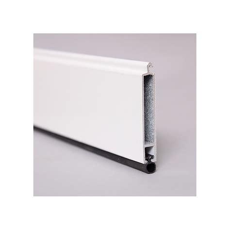 lame volet roulant lame finale en aluminium avec joint pour volet roulant 8x51mm