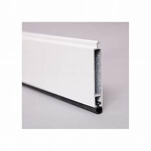 Lame Volet Roulant Alu : lame finale en aluminium avec joint pour volet roulant 8x51mm ~ Melissatoandfro.com Idées de Décoration