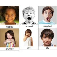 amazing me preschool and kindergarten theme kidssoup 668 | r emotioncards p1