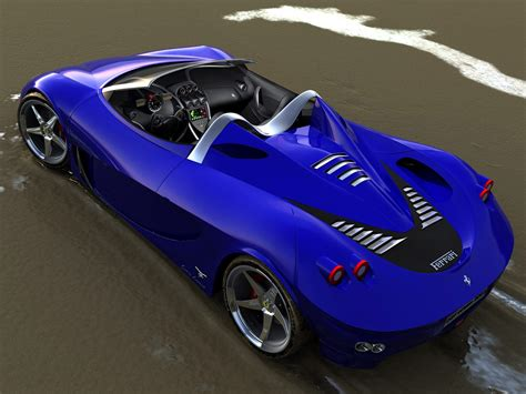 cars ferrari blue blue ferrari aurea supercar amazing wallpaper for cars