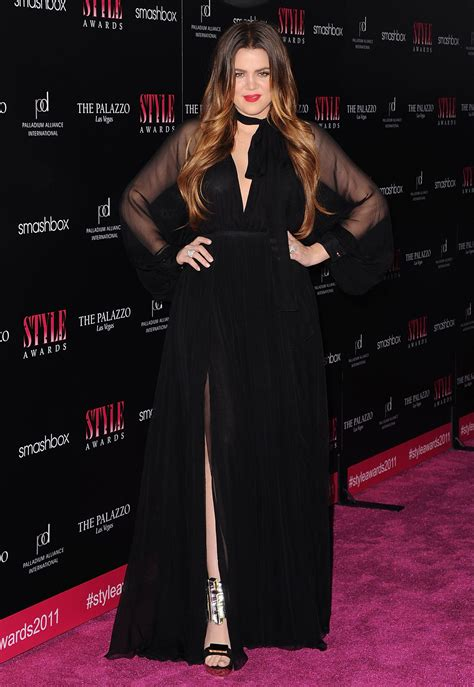 Khloe Kardashian at 2011 Hollywood Style Awards – HawtCelebs