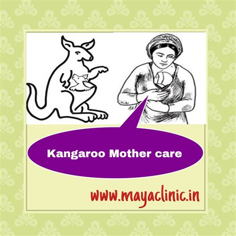 Kangaroo Mother Care A Precious Gift For Babies Who Are