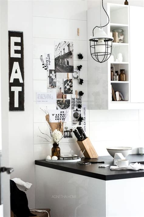 country kitchen photos 25 black and white kitchens 3622