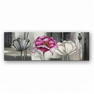 Grand Tableau Blanc : emejing tableau noir et blanc chambre pictures awesome ~ Teatrodelosmanantiales.com Idées de Décoration