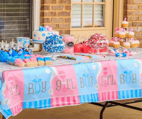 At gender reveal parties, the guests (and sometimes the parents as well!) wait eagerly to learn the answer to that question. How To Plan A Gender Reveal Party + Gender Reveal Cookies Recipe