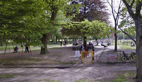 playgrounds play areas  play parks  stretford