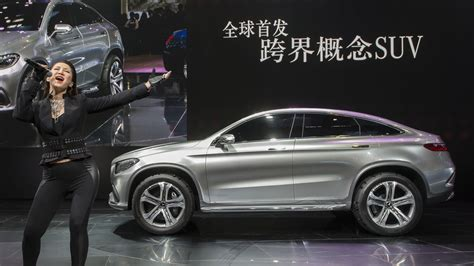 Mercedes Benz Coupe Suv Concept Previews X6 Rival Image 242610
