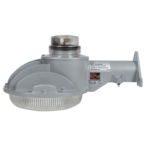 Led Security Light Dusk To by Led Watt Dusk To Security Light Qc Supply Lights