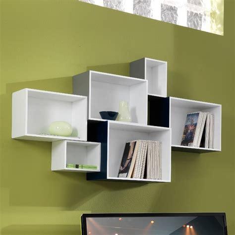 Mensole Cubiche by Cubi Libreria 6 Prodotti Componibili Per Un Tocco Di