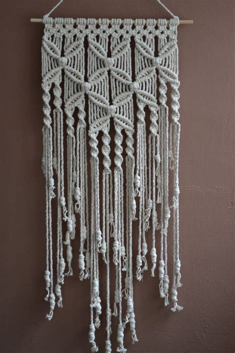 modern macrame wall hanging home decorative modern macrame wall hanging ebay