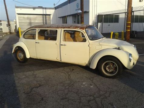 4 Door Beetle by Stretched Vw Limo 4 Door Bug For Sale Photos Technical
