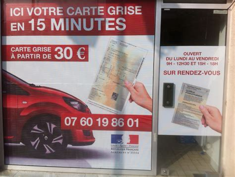 garage carte grise carte grise garage carte grise formalite express 224 le plessis trevise professionnel agr 233 233