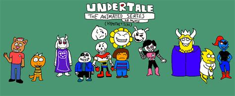 Undertale Animated (hypothetical) By Lucifertheshort On