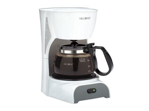 coffee dr white  cup switch coffee maker neweggcom