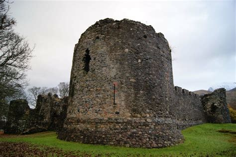 Old Inverlochy Castle And The Battles Of Inverlochy (1431