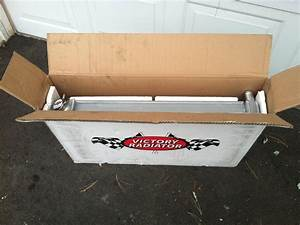 New Jersey Victory Radiator For Manual Transmission