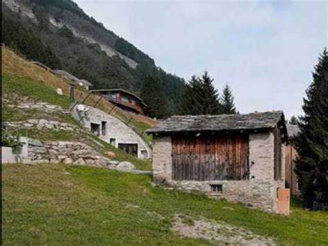 Underground House by Underground House Into The Hill Traditional Swiss
