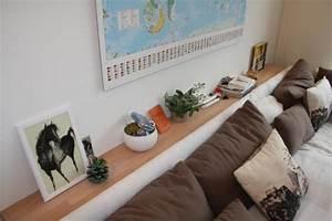 Regal Hinter Sofa : wohnzimmer 39 leben und lieben 39 vivir y amar zimmerschau ~ Frokenaadalensverden.com Haus und Dekorationen