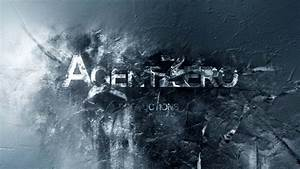 Adobe After Effects Ice Template