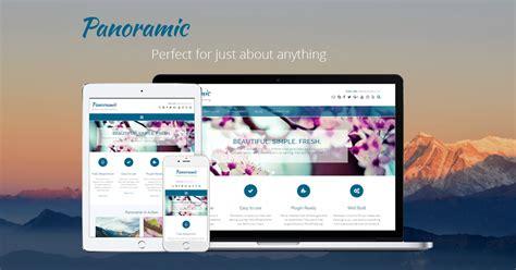 panoramic wordpress theme    box