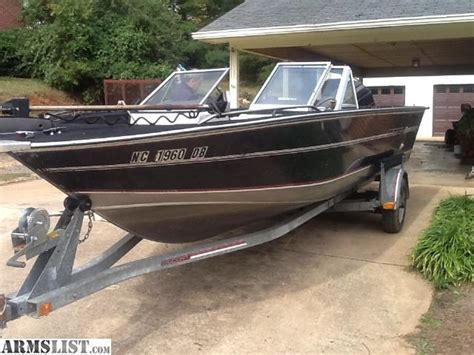 Proline Boats For Sale In Michigan by Armslist For Sale 19 Ft Spectrum Aluminum Fishing Boat