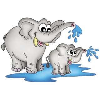 elephant clipart mother elephant mother transparent
