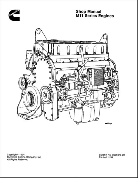 Cummins Engine Series