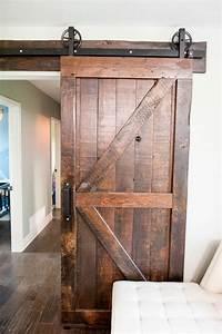 29 best sliding barn door ideas and designs for 2018 With barn door blueprints