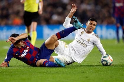 Barcelona vs Real Madrid, hora, canal, dónde ver GRATIS ...