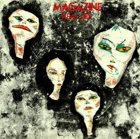 Magazine Real Life Uk Vinyl Lp Album Lp Record 458222