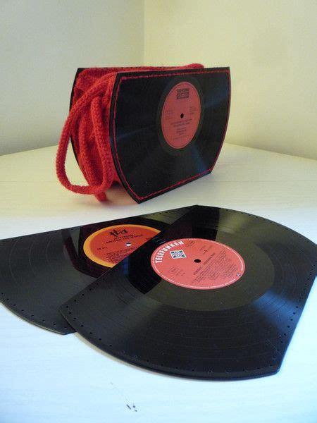 Tasche Aus Schallplatten by Schallplatten Tasche Diy Version Quot Yksi Quot