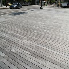 Decking Composite Grey