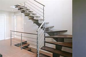 Rampe D Escalier Moderne : cuisine vous recherchez des escaliers contemporains escaliers battig rampe escalier interieur ~ Melissatoandfro.com Idées de Décoration