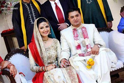 Which Pakistani TV Actress Looks Beautiful On Her Wedding