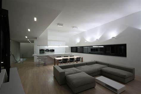 casas minimalistas  inspiracoes de fachadas  interiores