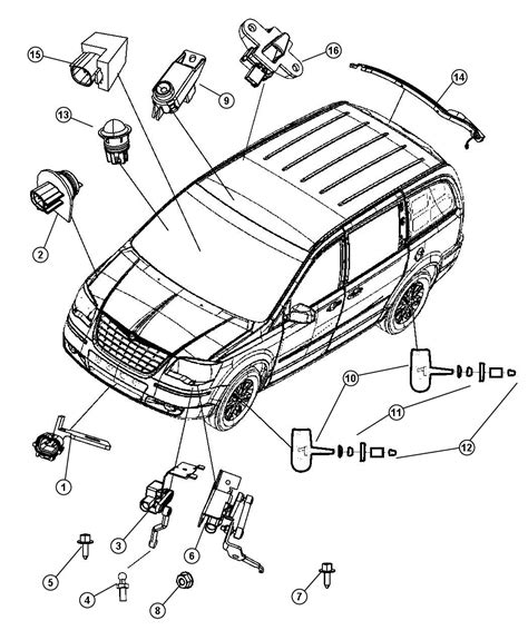 Chrysler Town Country Parts Catalog Wiring Diagram