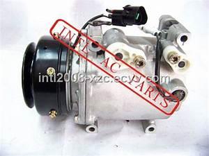 Msc105c Ac Compressor Mitsubishi Montero Sport 1997