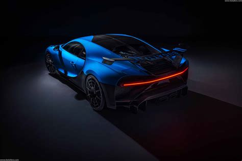 Bugatti has been producing sports cars homologated for public roads for over 110 years. 2021 Bugatti Chiron Pur Sport - HD Pictures, Videos, Specs & Information - Dailyrevs