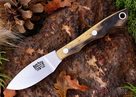 bark river kitchen knives bark river knives micro canadian cpm 154 black