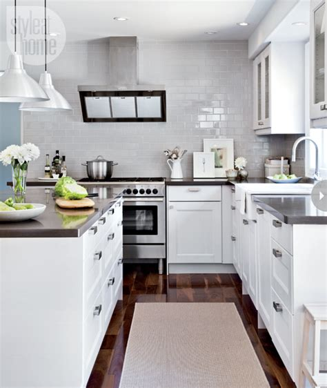 Ikea Kitchen  Transitional  Kitchen  Style At Home
